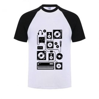 DJ Shirt - Connect Devices